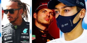 George Russell sends Lewis Hamilton retirement plea in bid to battle F1 star - EXCLUSIVE