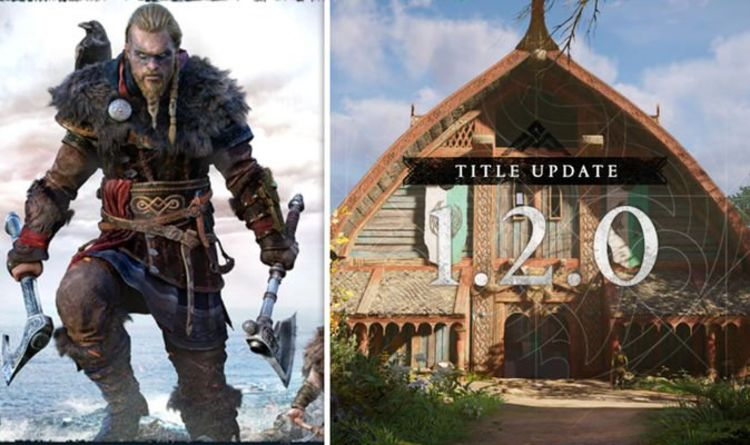Assassin's Creed Valhalla update 1.2.0 PATCH NOTES: Ostara Festival, new skills, gameplay