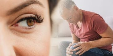 Arthritis symptoms: Three signs in your eyes that could signal rheumatoid arthritis