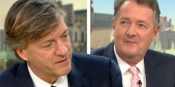 Richard Madeley: 'Never see the light of day' Piers Morgan saved family from pap photos