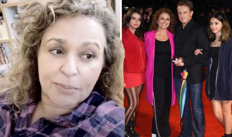 Nadia Sawalha feels 'unnerved' by cancel culture after 'unsettling' family conversation