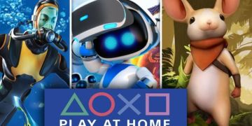 Play at Home: Nine free PS4 and PSVR games available for ALL PlayStation owners