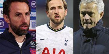 Gareth Southgate to make Harry Kane England call that Tottenham's Jose Mourinho will love
