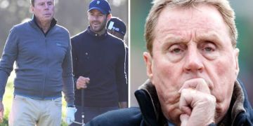 Harry Redknapp spills 'guilty confession' about golf club visit 'I've not been back since'