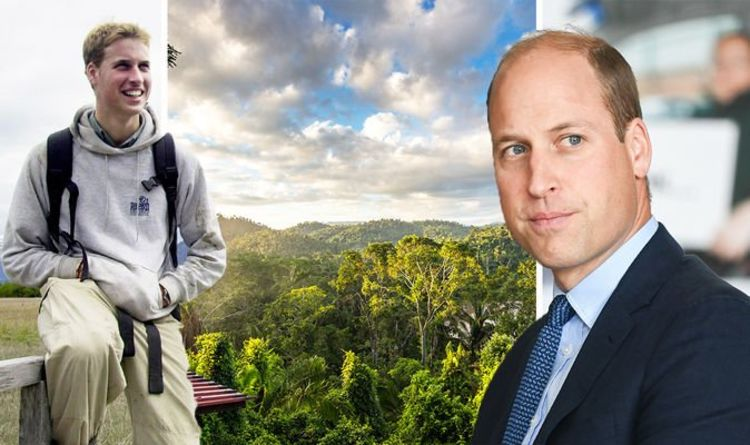 Prince William has important survival skills for travelling learnt on 'tough' gap year