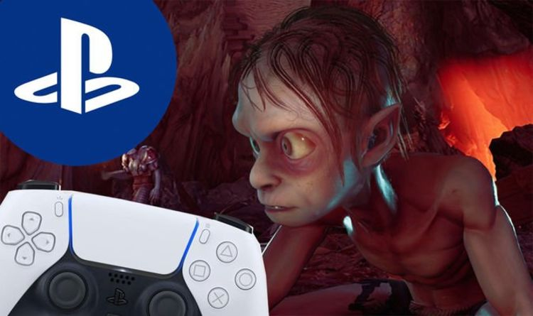 PS5 games NEWS: Fans given first real look at Lord of the Rings Gollum
