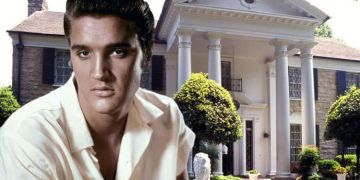 Elvis Graceland: The incredible first and last thing The King did at his Memphis home