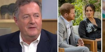 Piers Morgan to break silence on Meghan Markle row 'Everyone else has had their say'