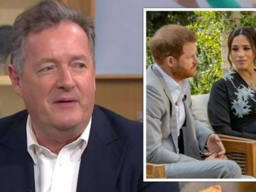 Piers Morgan to break silence on Meghan Markle row 'Everyone else has had their say'