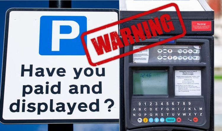 Car parking scam: Fraudsters steal £1,500 off motorist at pay and display machine