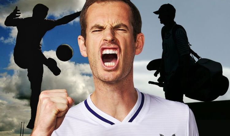 Andy Murray unveils plan to become golf caddie or football coach once he retires