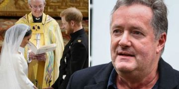 Piers Morgan demands Archbishop of Canterbury 'apologise for disbelieving Meghan Markle'
