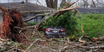 Devastating Tornadoes Batter Alabama, Georgia and Tennessee