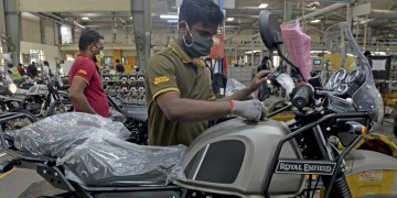 India's unemployment rate drops to pre-Covid levels