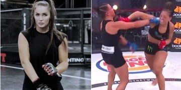 Unbeaten Russian prospect Diana Avsaragova tipped for Bellator debut against Loureda victim Tara Graff