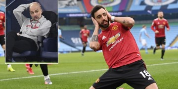 'Perfectly steered by Ole': Solskjaer outwits Guardiola AGAIN as Manchester United halt City's 28-game unbeaten run