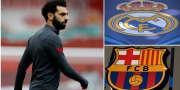 Real Madrid and Barcelona would once have licked their lips at Salah's Liverpool plight – now they are in no position to pounce