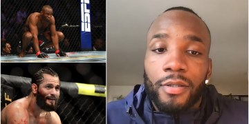 'I have unfinished business with Masvidal': UFC star Leon Edwards eyes 3-piece & soda revenge 'inside or outside the cage' (VIDEO)