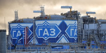 Russia says LNG production capacity could jump THREEFOLD by 2035