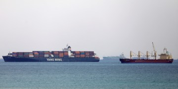 Egypt may offer discounts for ships left stranded by Suez Canal blockage