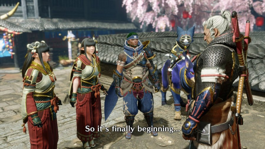 Review Monster Hunter Rise - A New Apex For Capcom's Beastly Franchise