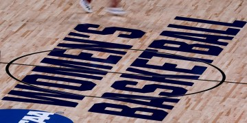 'Embarrassing': No March Madness branding on Women's NCAA tournament courts