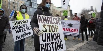 Amazon union vote count starts