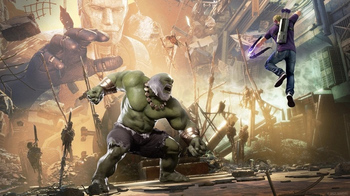 Hawkeye and Xbox Series X|S Optimizations Now Available in Marvel's Avengers