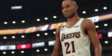 NBA 2K21 on Xbox Game Pass