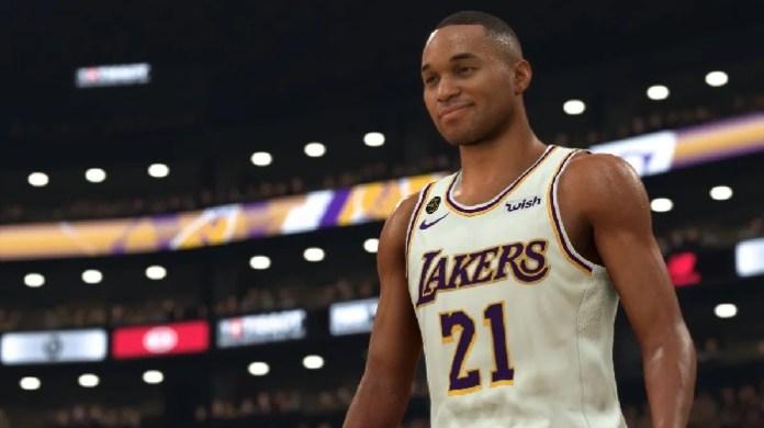 NBA 2K21 on Xbox Game Pass