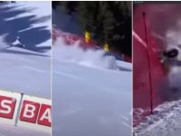 Norwegian ski star airlifted