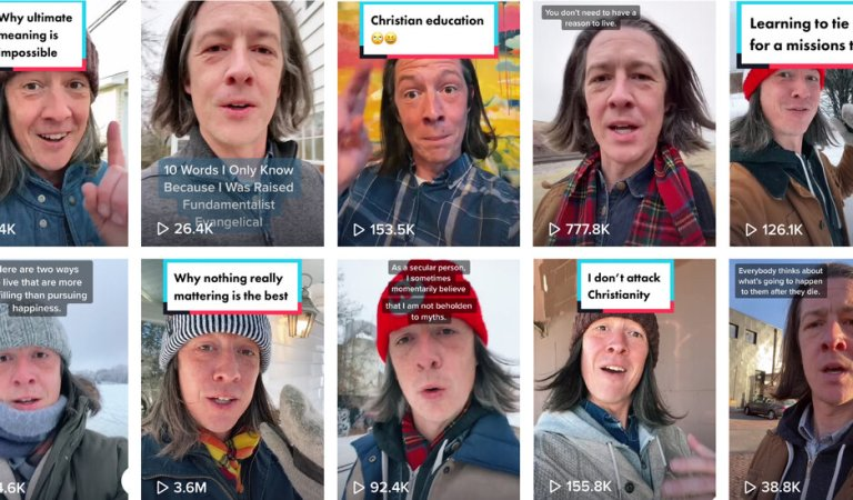 Abraham Piper Becomes a Critic of Evangelicalism on TikTok