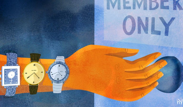Can the Gleam of High-End Watches Thrive on Audio-Only Clubhouse?