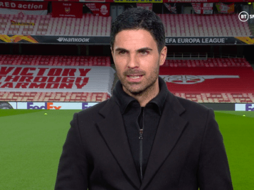 "Arteta's explanation after dropping several Arsenal stars branded ""little mafia"""