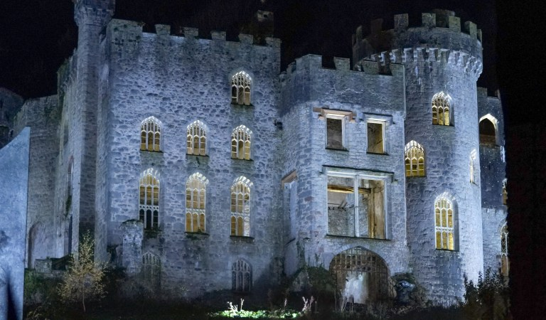 Im a Celeb castle increases security as fans keep breaking into 'at risk'