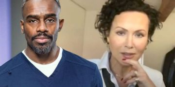 Amanda Mealing details Charles Venn's passionate calls urging her to not to leave Casualty