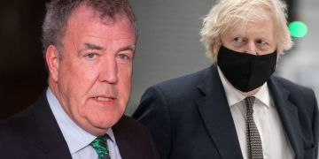 Jeremy Clarkson says left are 'aroused' over Boris take down: 'The hyenas are circling'
