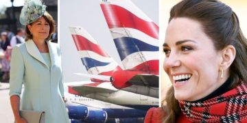 Kate Middleton: Travel is in Duchess's blood - qualities she inherited from cabin crew mum