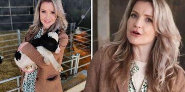 Helen Skelton on verge of tears over On The Farm experience 'Puts you through the wringer'