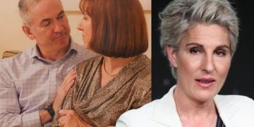 Tamsin Greig 'heartbroken' over Friday Night Dinner co-star Paul Ritter's death at 54