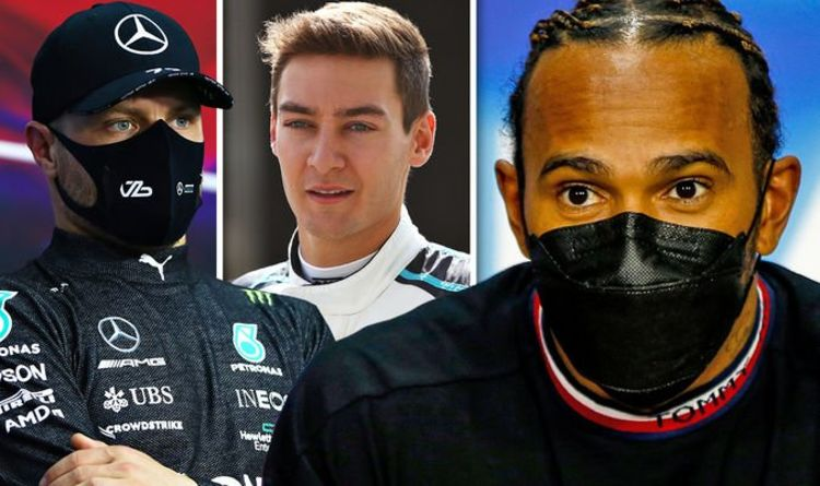 Lewis Hamilton 'wants' Valtteri Bottas to extend Mercedes stay amid George Russell talk