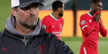 Jurgen Klopp hits out at Liverpool stars over Real Madrid loss despite Mo Salah 'lifeline'