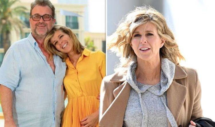 Kate Garraway takes control of ill husband's business after facing financial struggles