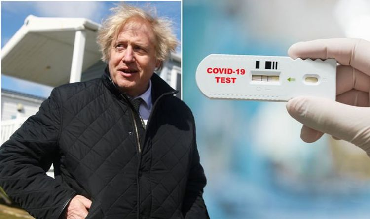 Boris Johnson hasn't 'given up on May 17' – holidays could restart with cheap tests