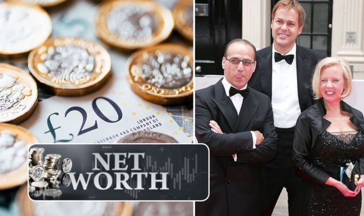 Dragons' Den net worth: Who is the richest Dragon? Entrepreneurs have huge fortunes