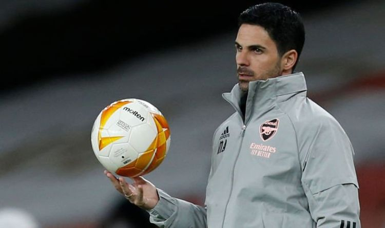 Arsenal boss Mikel Arteta hits out at stars as Slavia Prague draw leaves 'difficult taste'