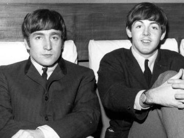 The Beatles: John Lennon and Paul McCartney treated people 'incredibly differently'