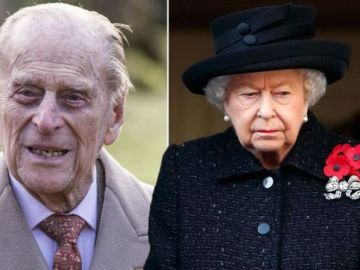 Prince Philip dead: Queen to wear mourning clothes & black for days as she mourns her way