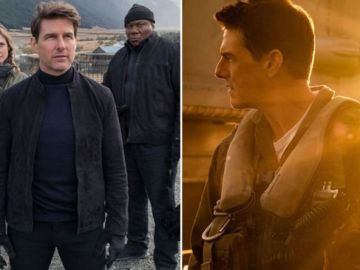 Tom Cruise's Top Gun 2, Mission Impossible 7 and 8 delayed but new Star Trek movie coming
