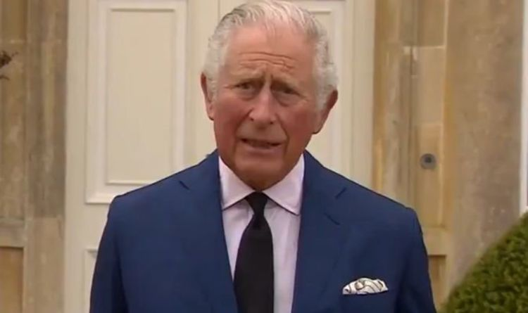 Prince Charles 'struggles to suppress grief' over Prince Philip's death in video – expert